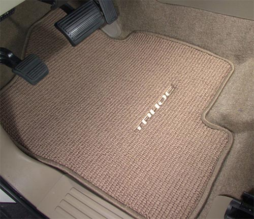 Averys Luxury Touring Floor Mats