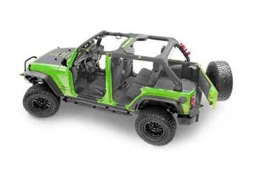 Bedrug BedRug For Jeep Floor Liner