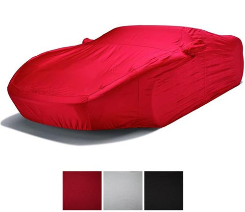 Covercraft Fleeced Satin Custom Fit Car Covers