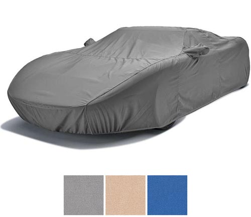 Covercraft Custom Fit Car Covers Sunbrella