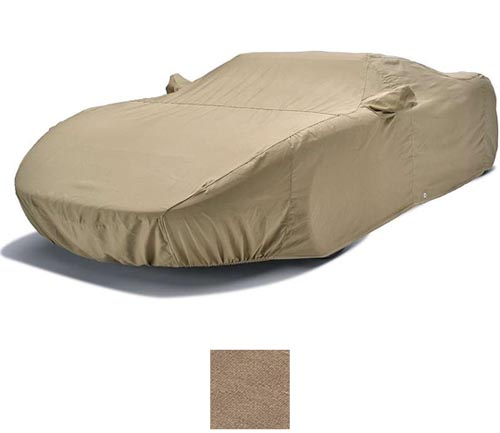 Covercraft Tan Flannel Custom Fit Car Covers