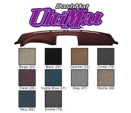 Covercraft Ultimat Dash Covers