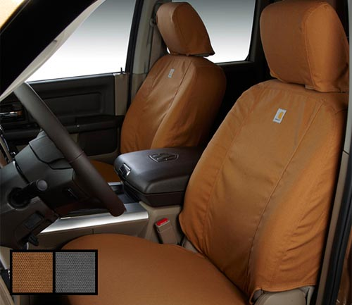 Covercraft Carhartt Duck Weave Seat Covers