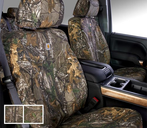 Covercraft Carhartt Realtree Camo Seat Covers