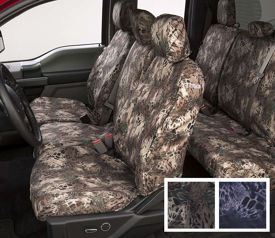 Covercraft Prym1 Camo Seat Covers