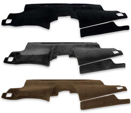 Coverking Velour Custom Dash Covers