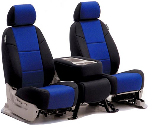 Coverking Neoprene Custom Seat Covers