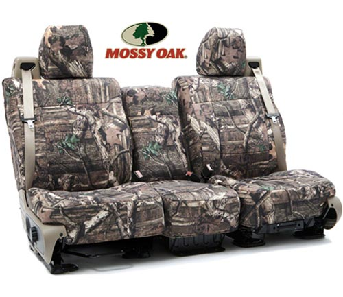 Coverking Neosupreme Mossy Oak Custom Seat Covers