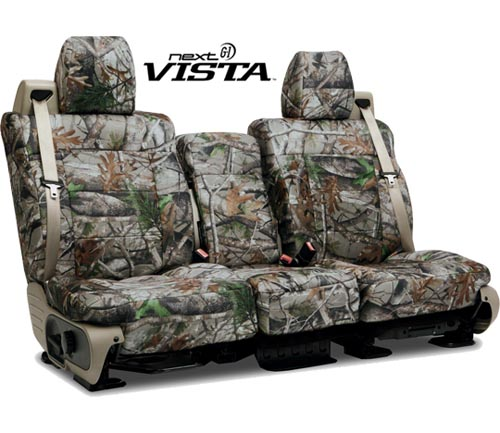 Coverking Neosupreme Next Camo Custom Seat Covers