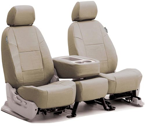 Coverking Premium Leatherette Custom Seat Covers