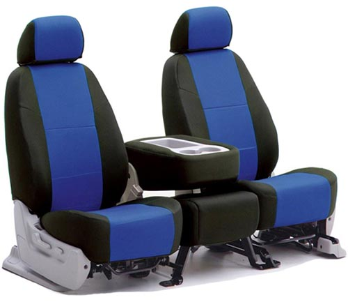 Coverking Spacer Mesh Custom Seat Covers