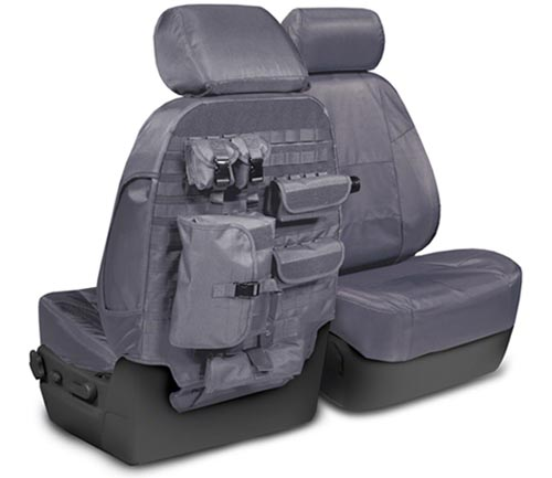Coverking Cordura/Ballistic Custom Tactical Seat Covers