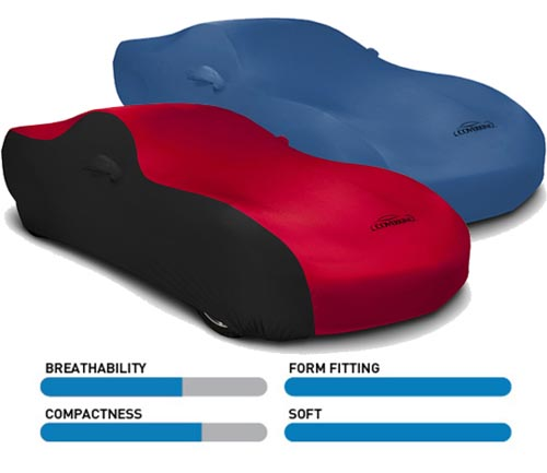 Coverking Satin Stretch Custom Vehicle Covers
