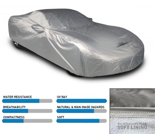 Coverking Custom Vehicle Covers Silverguard Plus