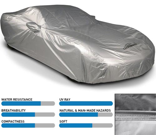 Coverking Custom Vehicle Covers Silverguard