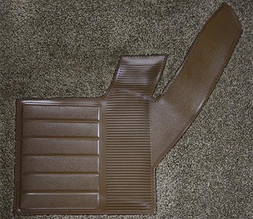 acc 82 vet cutpile replacement flooring heelpad
