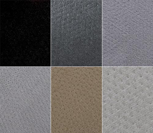 averys grand touring floor mat colors