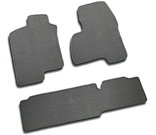 averys luxury touring three piece floor mat