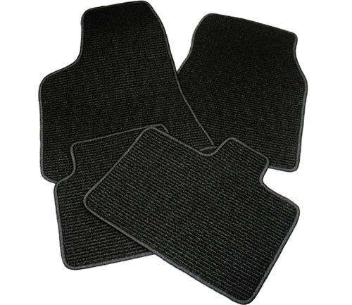 averys luxury touring four piece floor mat