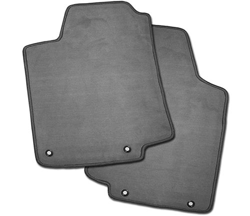 averys select touring two piece floor mat