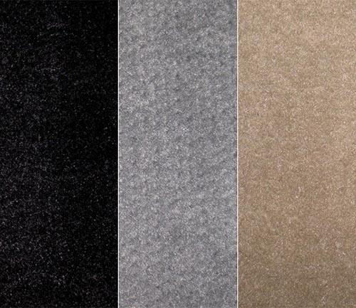 averys sport touring floor mat colors