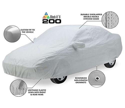 covercraft block-it 200 car cover info