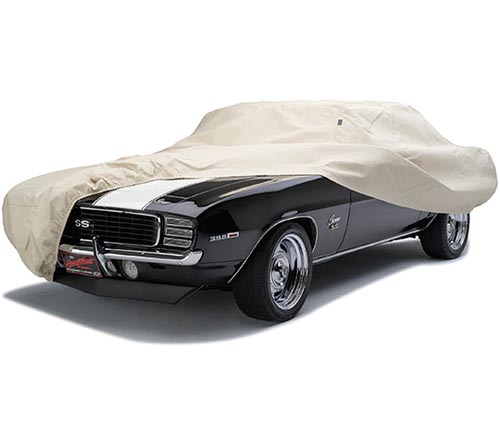 Block-it Evolution Covercraft Custom Car Covers Gray or Tan Indoor//Outdoor