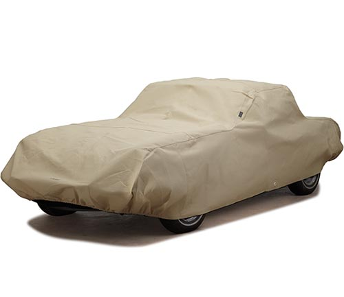 covercraft block-it evolution car cover spitfire covered