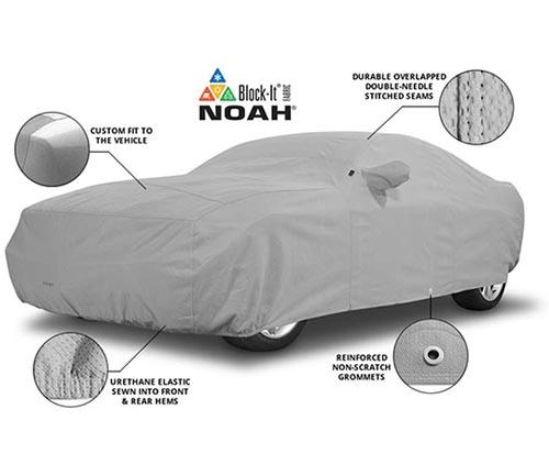 covercraft block-it noah car cover info