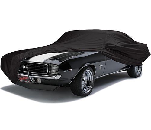covercraft fleeced satin car cover camaro