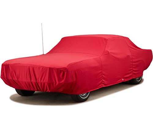 covercraft fleeced satin car cover mustang covered