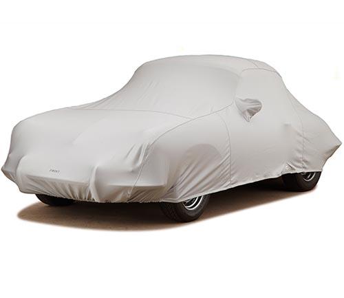 covercraft fleeced satin car cover porsche covered