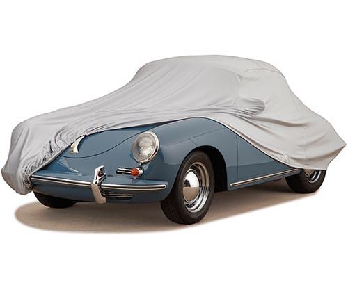 covercraft fleeced satin car cover porsche uncovered
