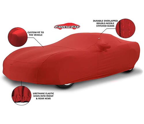 covercraft form-fit car cover info
