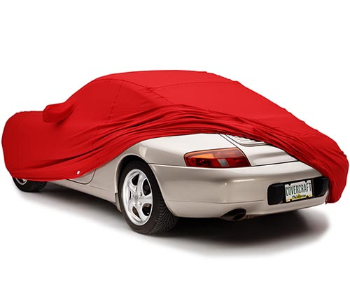 covercraft form-fit car cover porsche uncovered