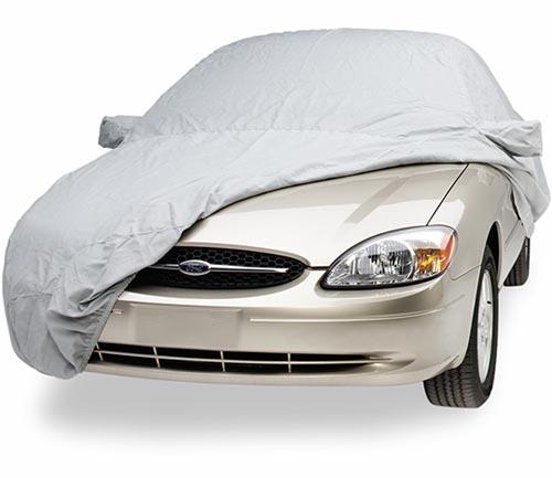 covercraft polycotton car cover taurus