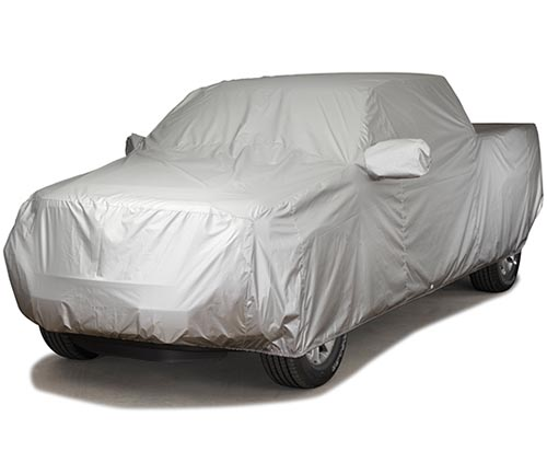 covercraft reflectect car cover f-150 covered