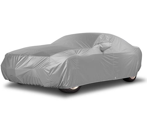 covercraft reflectect car cover mustang covered