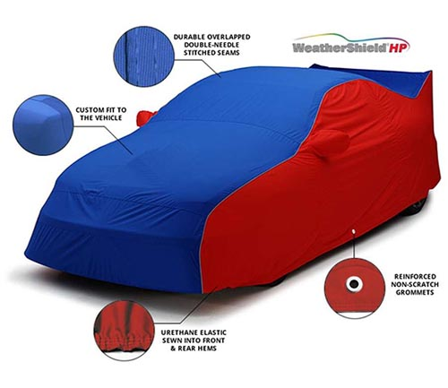 covercraft weathershield hp car cover info
