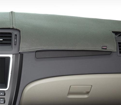 covercraft limited edition dash cover close-up gray