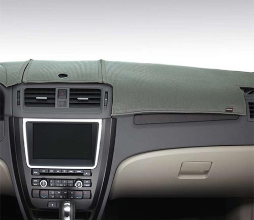 covercraft limited edition dash cover gray