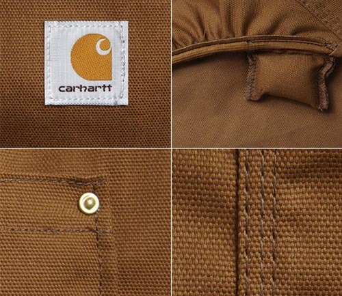 covercraft carhartt duck weave seat cover features