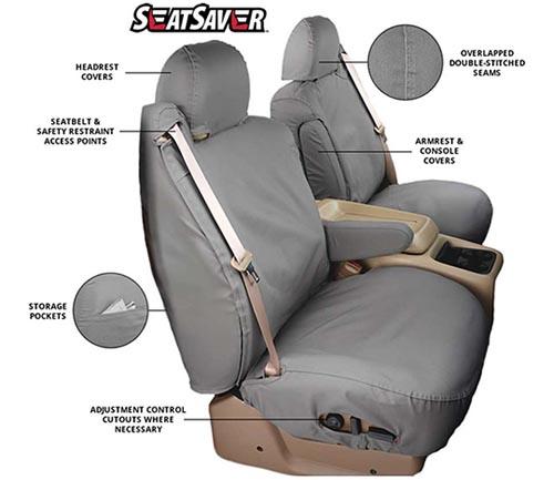 covercraft polycotton seat cover info