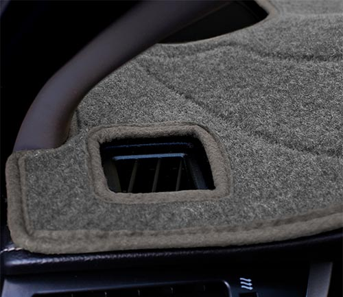 coverking poly carpet dash cover vent