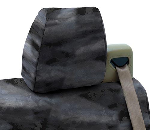 coverking ballistic a-tacs tactical seat cover le