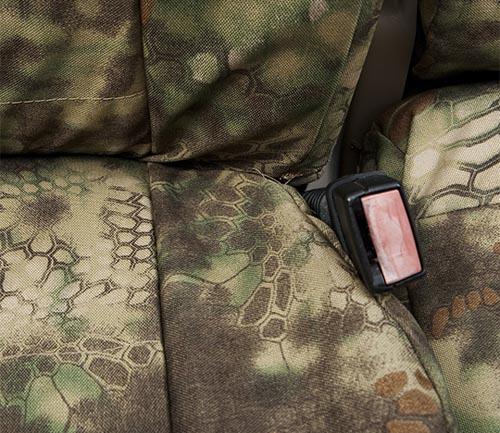 coverking ballistic kryptek seat cover mandrake