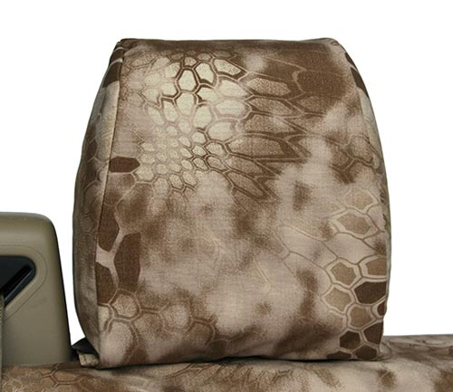 coverking ballistic kryptek seat cover nomad