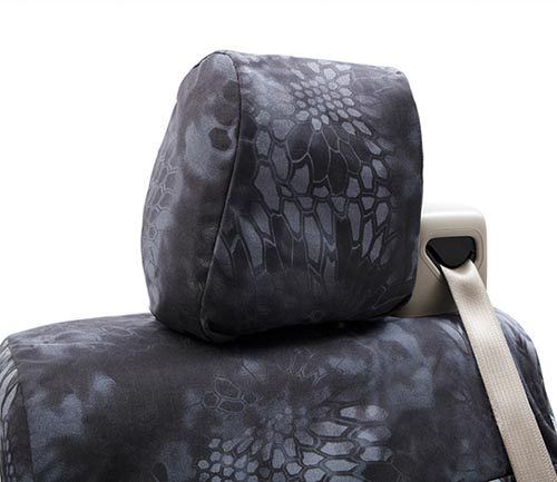 coverking ballistic kryptek tactical seat cover typhon