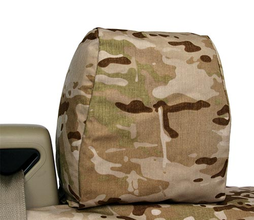 coverking cordura/ballistic multi-cam tactical seat cover arid