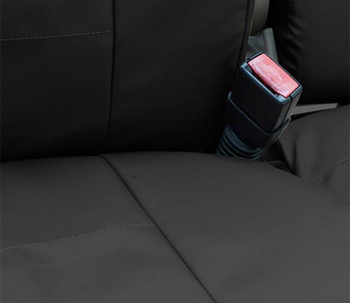 coverking cordura/ballistic seat cover black